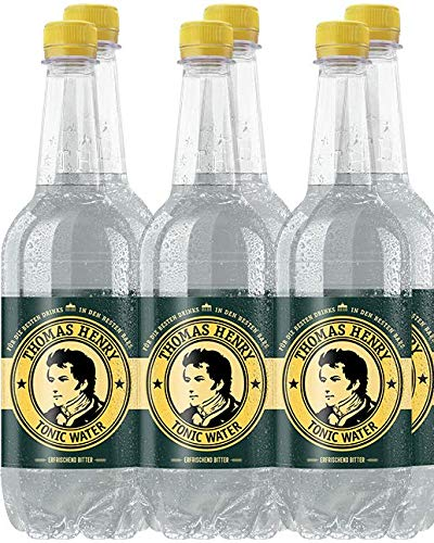 Thomas Henry Tonic Water EW, 6er Pack, EINWEG (6 x 750 ml) - 3
