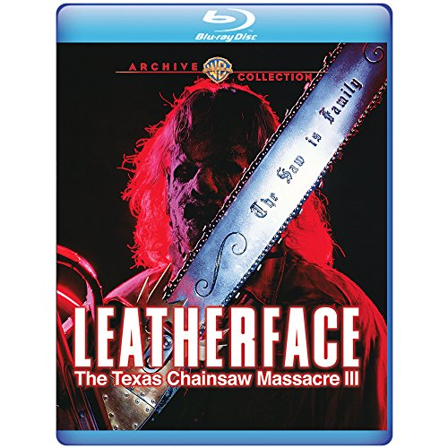 Leatherface: The Texas Chainsaw Massacre III (1990) [Blu-ray]