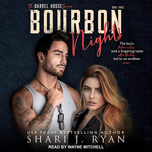 Bourbon Nights  By  cover art