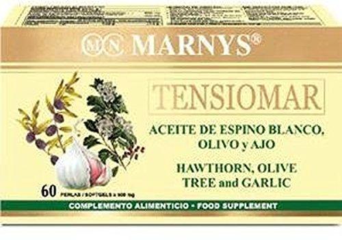 Tensiomar 60 perlas de Marny's
