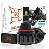HIKARI Ultra LED Headlight Bulbs Conversion Kit -9007/HB5, Prime LED 12000lm 6K Cool White