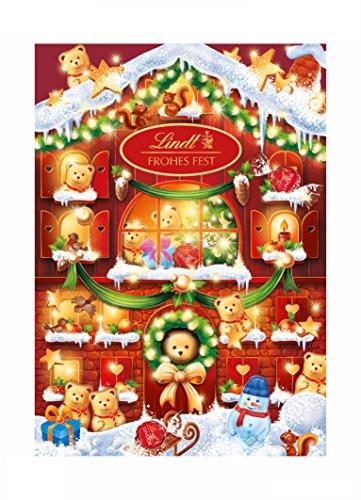 Lindt Teddy Calendario dell'Avvento 345g