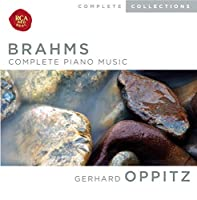 Brahms: Complete Piano Music (2006-07-29)
