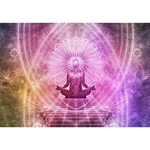 IEIPSIKR 5D Fai da Te Diamante Pittura Statua del Buddha Ricamo Pittura Full Square/Round Mosaico Punto Croce Strass Decorazioni per La Casa Regalo Arte,Piazza Drill_40X50cm
