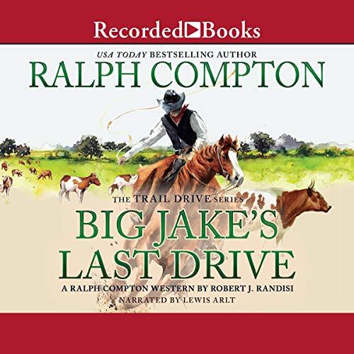 Big Jake's Last Drive audiobook cover art