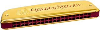Hohner Golden Melody Tremolo Mundharmonika in C