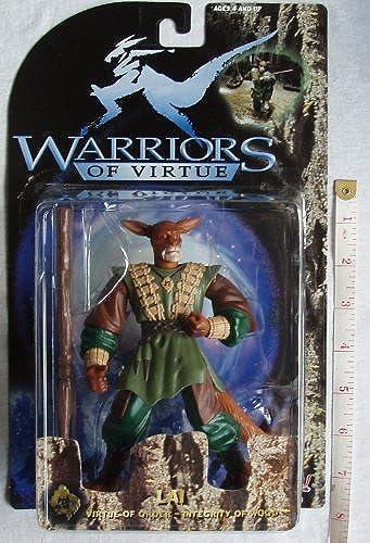 calidad oficial 6 Lai azione azione azione figura - Warriors of Virtue by Play Em  últimos estilos
