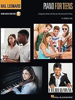 Hal Leonard Piano for Teens Method: A Beginner's Gui