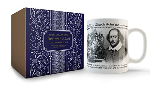 Vintage Shakespeare Quotes Mug
