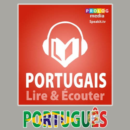 Portugais: Guide de conversation [Portuguese: Phrasebook] audiobook cover art