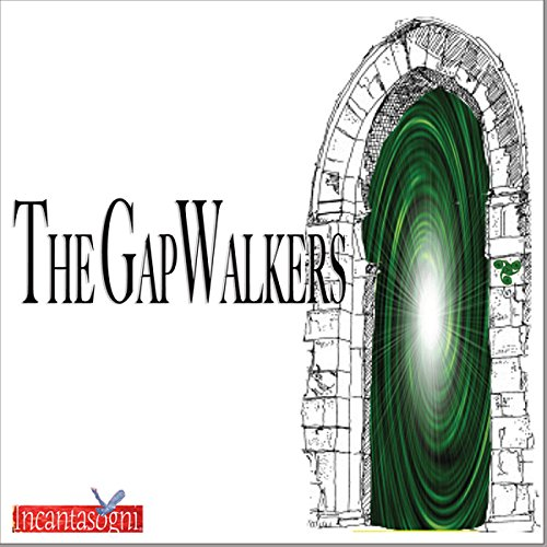 The GapWalkers audiobook cover art