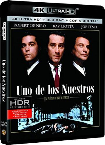 Uno De Los Nuestros 4k Uhd [Blu-ray]