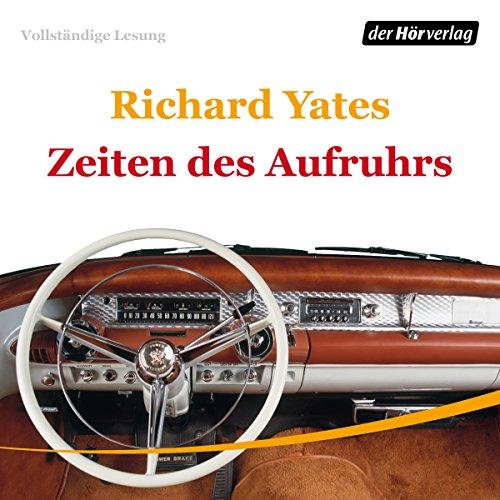 Zeiten des Aufruhrs audiobook cover art