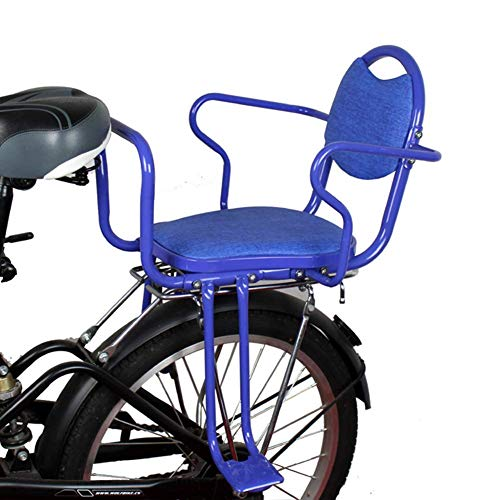 Buy Discount AFDK Cushion,Seat Bicycle Rear Seat Increase Widening for Mountain Bike Bicycle Elect...