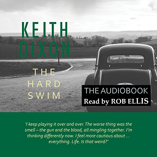 The Hard Swim audiobook cover art