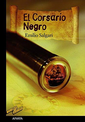 El Corsario Negro (CLÁSICOS - Tus Libros-Selección)