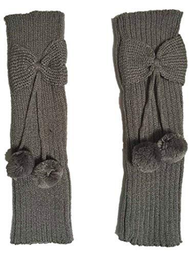 Chaussettes avec Chaussettes, Bottes en Laine tricotée, Leggings, Petites Filles