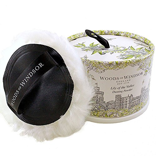 Woods of Windsor Lily of the Valley Dusting Powder 100g