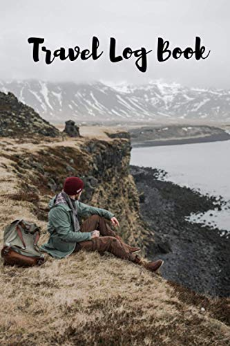 Traveller Notebook: Daily travel journal and planner 120 pages