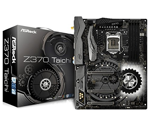 ASRock LGA 1151 (300 Series) Intel Z370 motherboard TAICHI