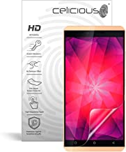 Celicious Vivid Invisible Glossy HD Screen Protector Film Compatible with Gionee Elife S Plus [Pack of 2]