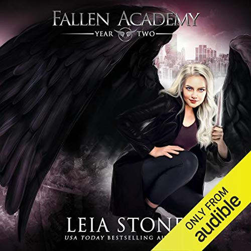 Fallen Academy: Year Two Audiobook By Leia Stone cover art