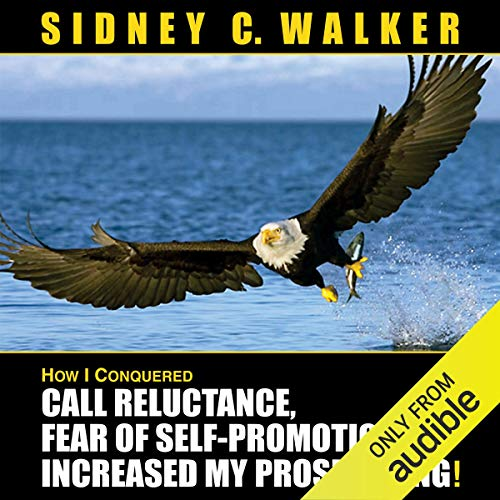 How I Conquered Call Reluctance, Fear of Self-Promotion & Increased My Prospecting! cover art
