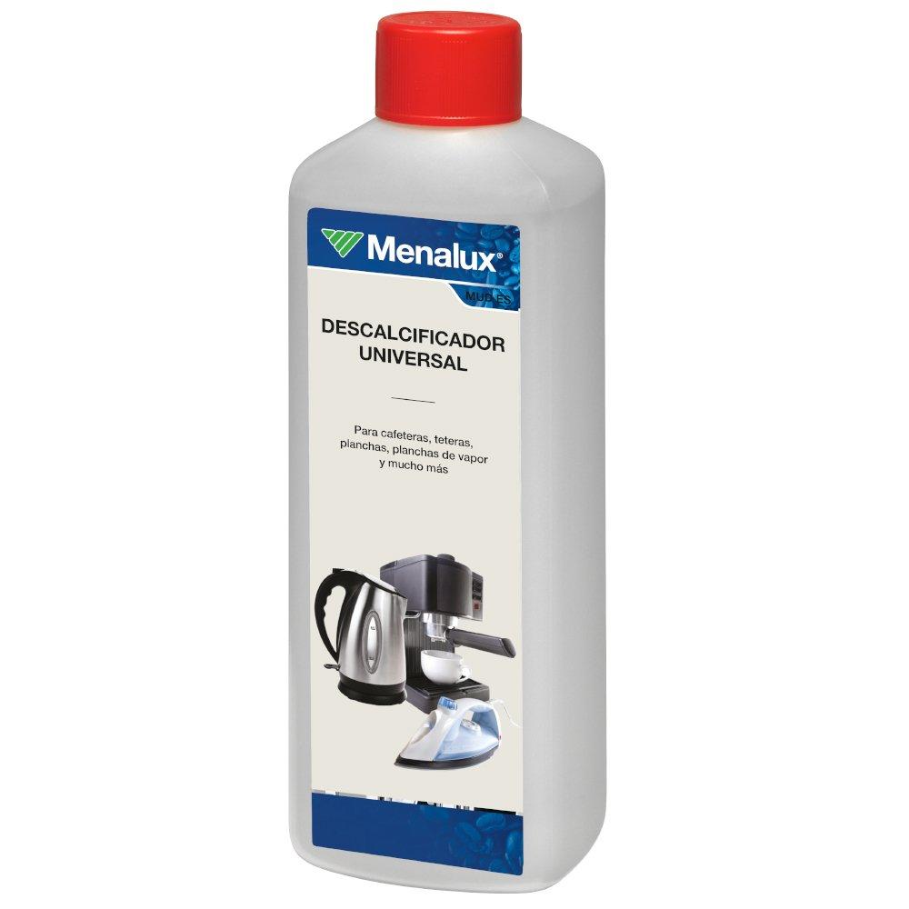 Menalux Mudes Descalcificador universal para todo tipo de ...