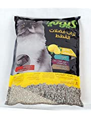 Cutey Cat Litteer Lemon Fragrance , 2.7kg