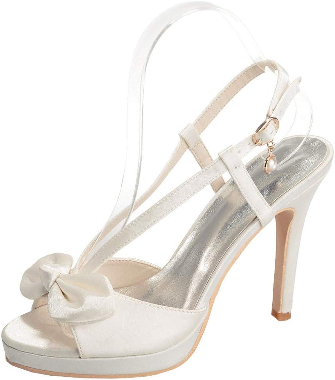 YOJDTD Schuhe Damenschuhe Sandalen High Heels Sandalen Sandalen Sandalen mit niedrigem Absatz  2444bc