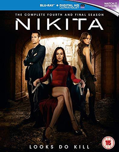 Nikita - Season 4 [Blu-ray]