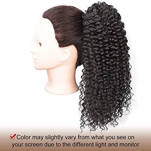 Afro kinky ponytail _image1