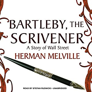 Bartleby, the Scrivener: A Story of Wall Street cover art