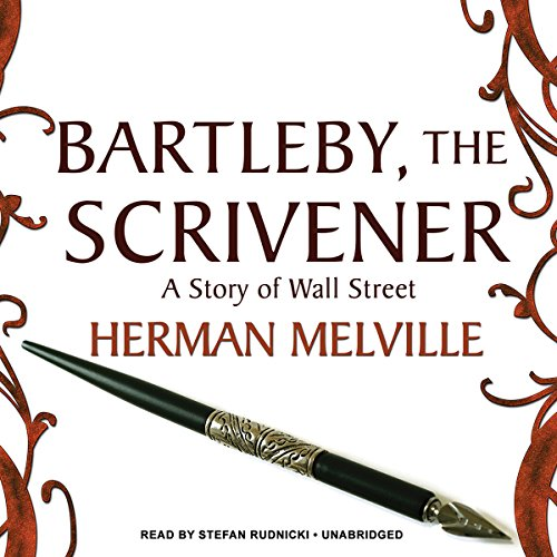 Couverture de Bartleby, the Scrivener: A Story of Wall Street