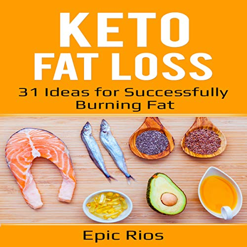 Keto Fat Loss audiobook cover art