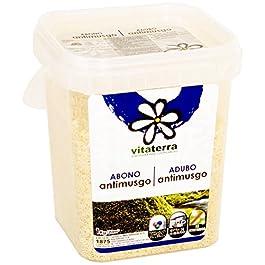 Vitaterra Engrais Gazon Anti-Mousse 1kg, 27411