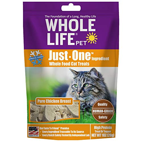 Whole Life Pet Healthy Cat Treats