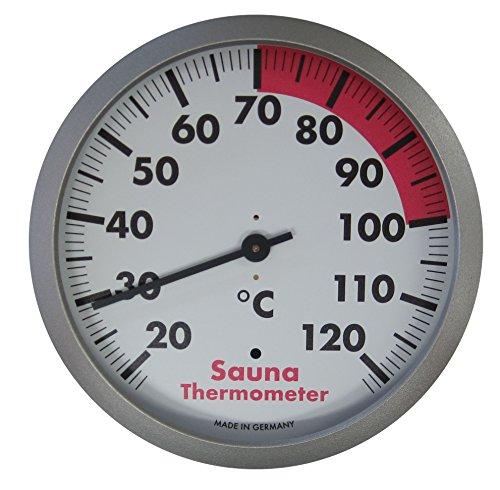 TFA Dostmann analoge sauna-thermometer, hittebestendig