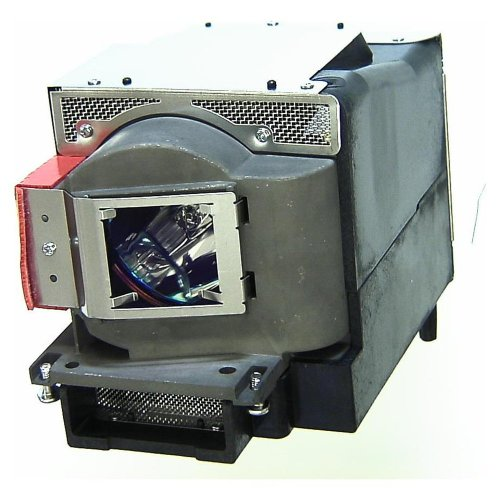 Easylamps OI-VLT-XD221LP lamp voor Mitsubishi Beamer, zwart