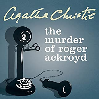 『The Murder of Roger Ackroyd』のカバーアート