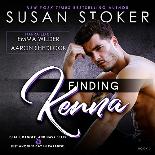 Finding Kenna Audiobook By Susan Stoker cover art