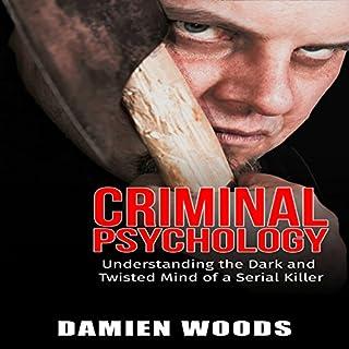 Criminal Psychology audiobook cover art