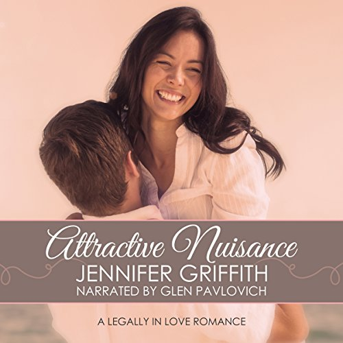 Attractive Nuisance: A Courtroom Mystery Romance audiobook cover art