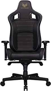 VICTORAGE Bravo Series PU Leather Computer Gaming Chair (Carbon)