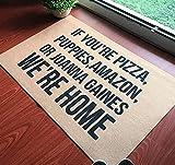 Felpudo de entrada divertido para el hogar, la oficina, la puerta...