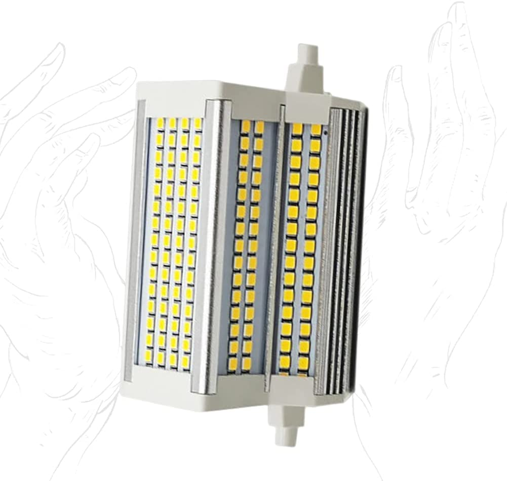 Great interest BULBS Dimmable 50W R7S 118mm LED LE Equivalent overseas J118 500W