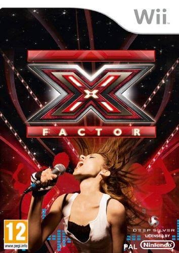 X FACTOR - IL VIDEOGIOCO WII