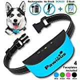 Best Anti Bark Collars - Pawious Bark Collar for Dogs - Humane No Review