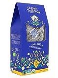 English Tea Shop Tè Nero Biologico Earl Grey Aromatizzato al Bergamotto in Eco-Box - 1 x 15 Piramidi di Tè (37.5 Grammi)