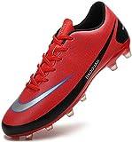 DimaiGlobal Zapatillas de Fútbol Hombre Profesionales Training Botas de Fútbol Spike Aire Libre Atletismo Zapatos de Entrenamiento Zapatos de...